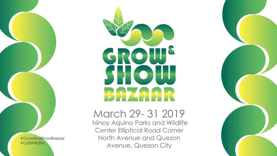 GROW AND SHOW BAZAAR
