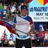 4TH WAGAYWAY 55K ULTRAMARATHON