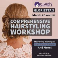 COMPREHENSIVE HAIRSTYLING WORKSHOP