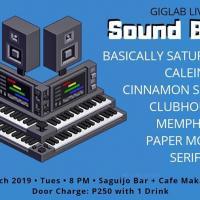 SOUND BREAK AT SAGUIJO CAFE + BAR EVENTS