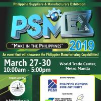 PHILIPPINE SUPPLIERS AND MANUFACTURERS EXHIBITION 2019