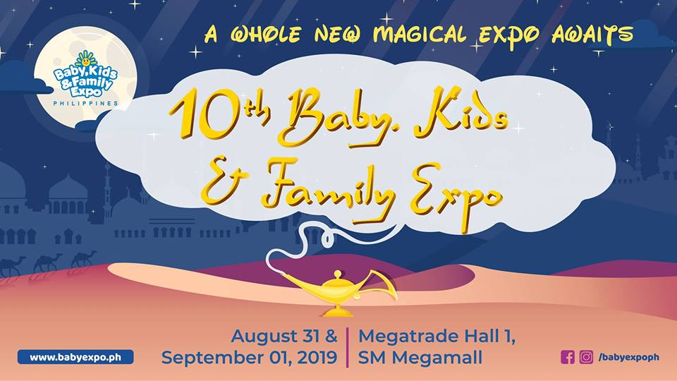 10TH BABY, KIDS & FAMILY EXPO PHILIPPINES