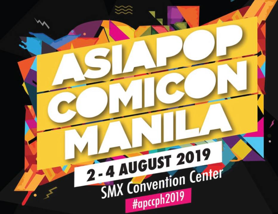 ASIAPOP COMICCON CONVENTION 2019
