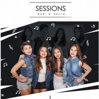 ROUGE BAND AT SESSIONS BAR MNL