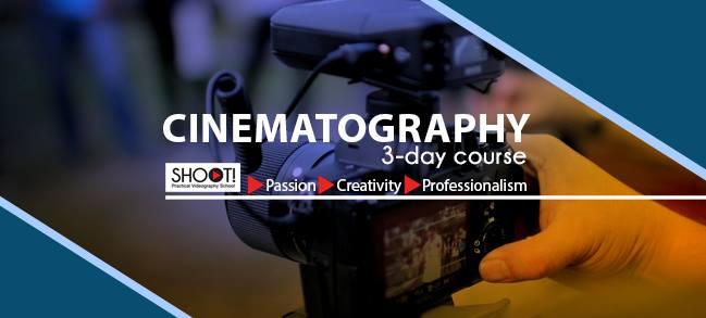 CINEMATOGRAPHY (BATCH 4)
