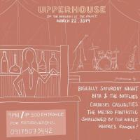 REVOLVER PRODUCTIONS AT UPPERHOUSE