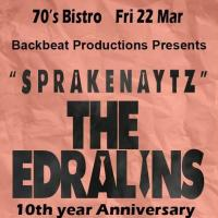 THE EDRRALINS AT THE 70'S BISTRO