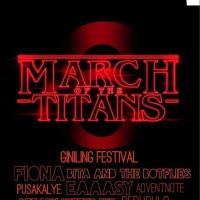 MARCH OF THE TITANS 6 AT SAGUIJO CAFE + BAR EVENTS