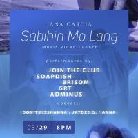 SABIHIN MO LANG MUSIC VIDEO LAUNCH AT MAIN STREET RESTAURANT