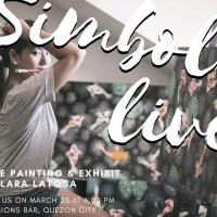SIMBOLO LIVE & CHRISTIAN ESPIRITU AT SESSIONS BAR MNL