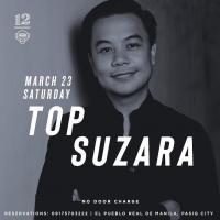 TOP SUZARA AT 12 MONKEYS MUSIC HALL & PUB
