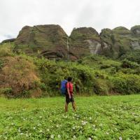 KIBUNGAN CROSS COUNTRY REV. TRAV. DAYHIKE