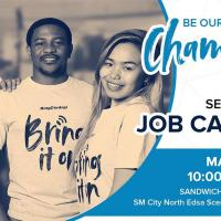 RINGCENTRAL JOB CARAVAN - SM NORTH EDSA