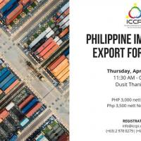 PHILIPPINE IMPORT AND EXPORT FORUM 2019