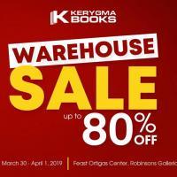 KERYGMA BOOKS - WAREHOUSE SALE