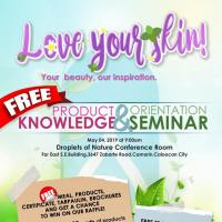 PRODUCT KNOWLEDGE AND ORIENTATION SEMINAR