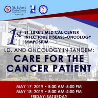 SLMC ID AND ONCO IN TANDEM: CARE FOR THE CANCER PATIENT