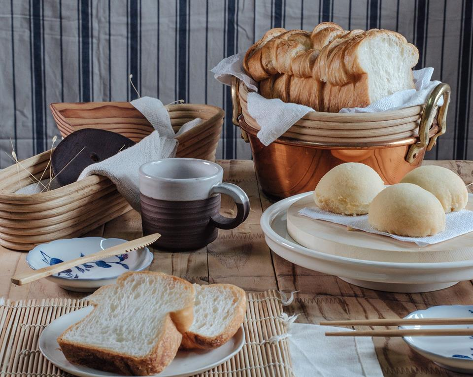 NEW CLASS! JAPANESE AND ASIAN BREAD WORKSHOP