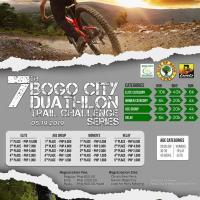 7TH BOGO CITY DUATHLON TRAIL CHALLENGE