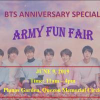 BTS ANNIVERSARY SPECIAL: ARMY FUN FAIR