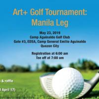 ART+ GOLF TOURNAMENT: MANILA LEG