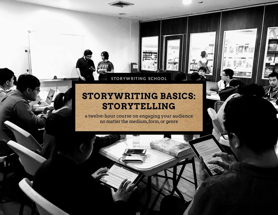 STORYWRITING BASICS: STORYTELLING