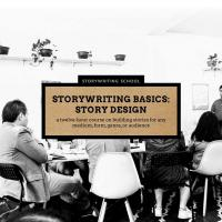 STORYWRITING BASICS: STORY DESIGN