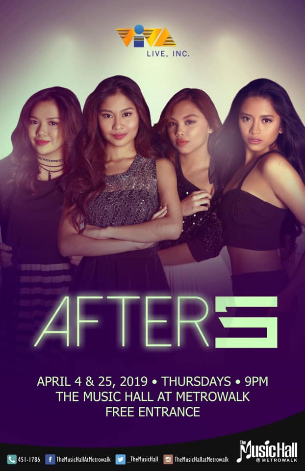 AFTER 5 AT THE MUSIC HALL