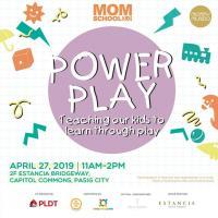 MOMSCHOOL 3.0: POWER PLAY