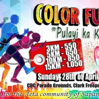 "COLOR FUN RUN 2019 - ""PULAYI KA KABALEN!"""