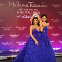 Madame Tussauds Hong Kong Unveils Pia Wurtzbach as The First Ever Filipino Wax Figure