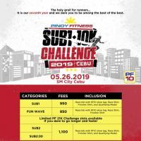 PINOY FITNESS SUB1 10K CHALLENGE CEBU 2019