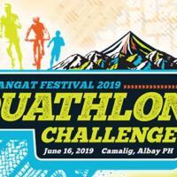 PINANGAT FESTIVAL 2019 FIRST DUATHLON CHALLENGE