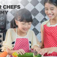 JUNIOR CHEFS ACADEMY