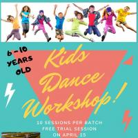 KIDS DANCE WORKSHOP