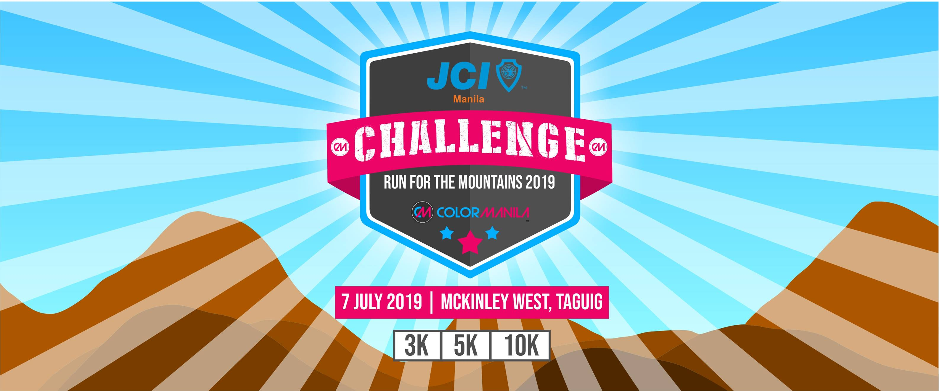 JCI MANILA CHALLENGE 2019: RUN FOR THE MOUNTAINS