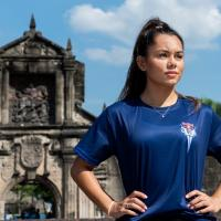 First Diver of Filipino Descent to Compete at Red Bull Cliff Diving World Series