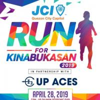 RUN FOR KINABUKASAN 2019