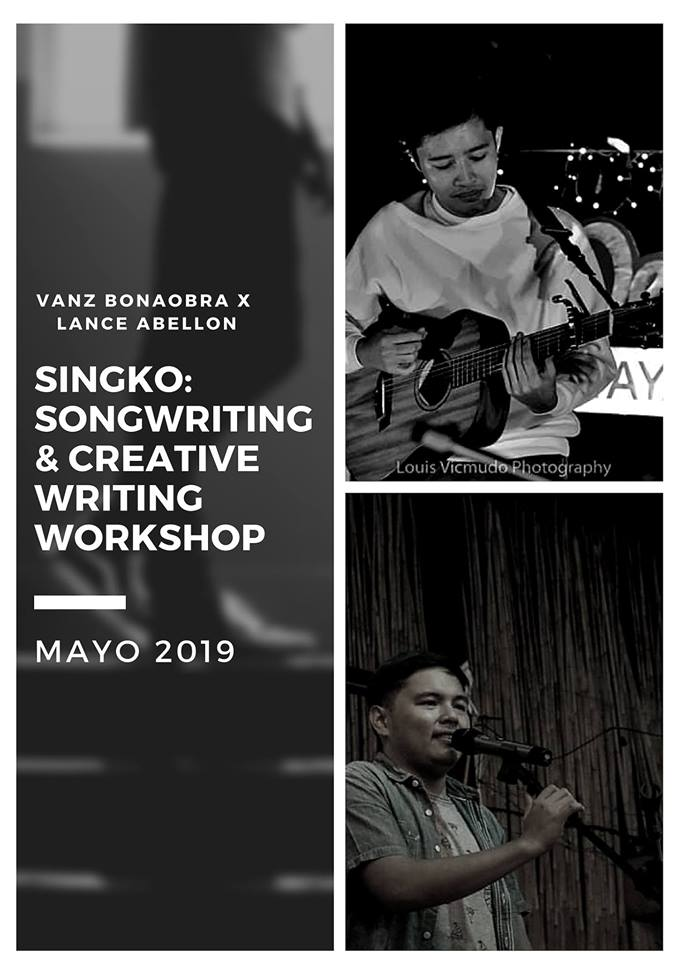 SINGKO: A SONGWRITING AND CREATIVE WRITING WORKSHOP