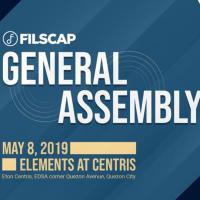 FILSCAP GENERAL ASSEMBLY 2019