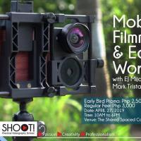 MOBILE FILMMAKING & EDITING WORKSHOP