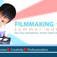 FILMMAKING FOR KIDS SUMMER WORKSHOP 2019