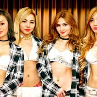 MOCHA GIRLS AT BAR 360 RESORTS WORLD MANILA