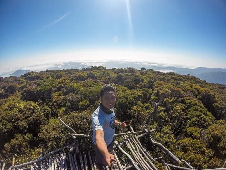 MT. TIMBAK + MT. TABAYOC + 4 LAKES