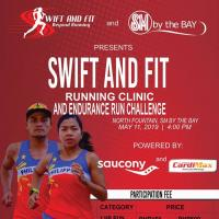 SWIFT AND FIT RUNNING CLINIC AND ENDURANCE RUN CHALLENGE