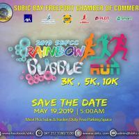 SBFCC RAINBOW BUBBLE RUN 2019