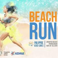 PHILIPPINE BEACH GAMES BEACH RUN 2019