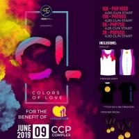 COLORS OF LOVE 2019