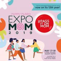 EXPO MOM 2019: #PASSITONMOM