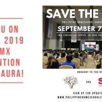 PHILIPPINE HOMESCHOOL CONVENTION 2019